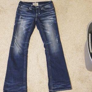"""Big star """"sweet boot"""" jeans 29L"""